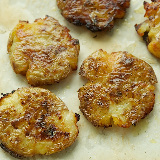 popping potatoes How to make homemade canned potatoes  potato skins contain a high bacteria count increasing the  if it pops up and down (often making a popping sound), it is .